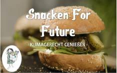 Logo Videoreihe Snacken For Future